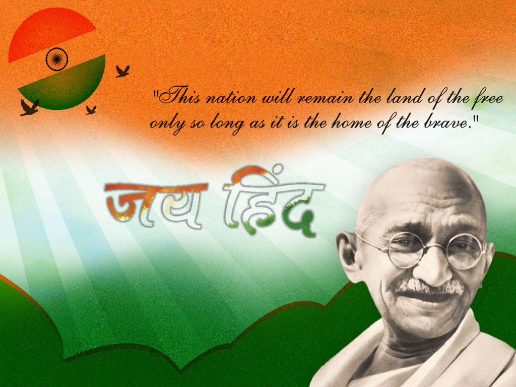 Essay on mahatma gandhi for children and students