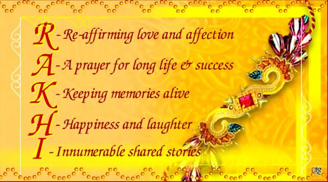 Rakhi Festival Quotes Brother: {Top} Raksha Bandhan Quotes Messages For Sister