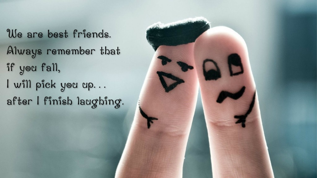 Best Friendship Wallpaper With Quote Famous Quotes Images And Wallpapers