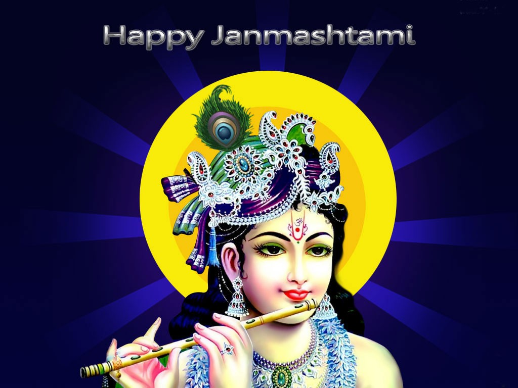 Happy Janmashtami Songs sms wishes messages pictures hindi wallpapers quotes shayari scraps HD-7