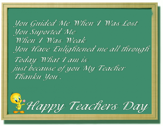 Happy Teachers Day Quotes in English, Hindi, Marathi for Teachers-1