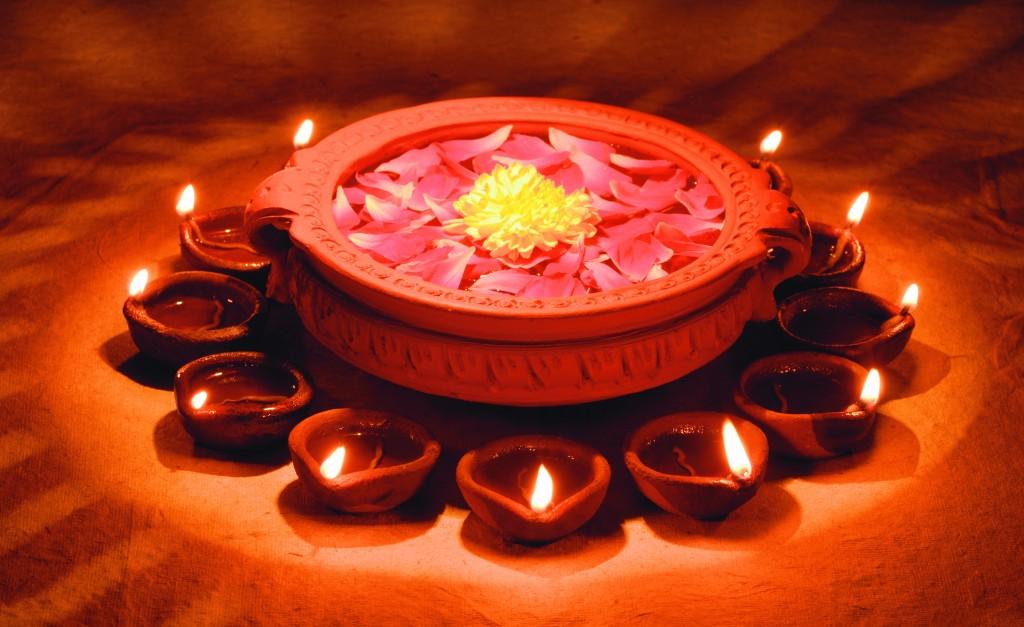 LIGHTEN UP-eco-friendly-ganpati-diyas