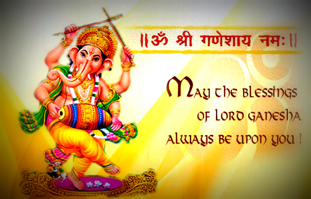 Popular Ganesh Chaturthi Wallpapers for free download
