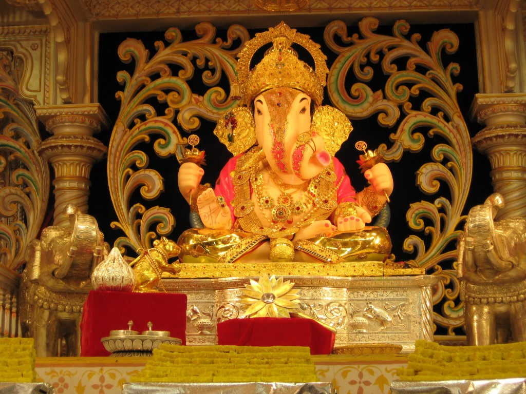 Hd wallpaper ganpati - Ganesh_chaturthi_hd_wallpapers Free 11