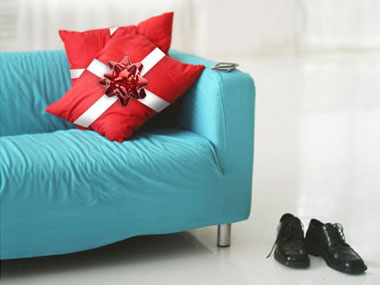 Turn Pillows into Presents