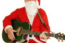 santaguitar-Christmas Songs