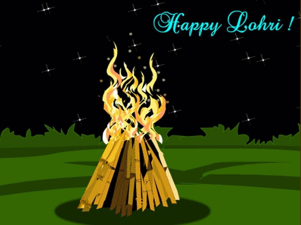 Happy Lohri 2016 wishes