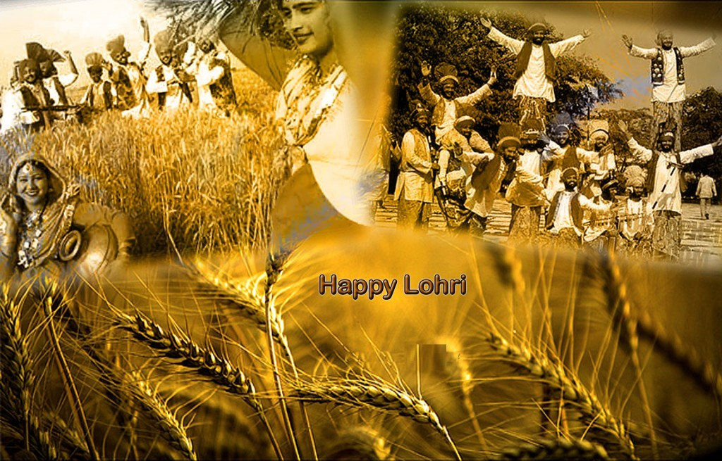Happy Lohri 2016 wishes, pictures, images