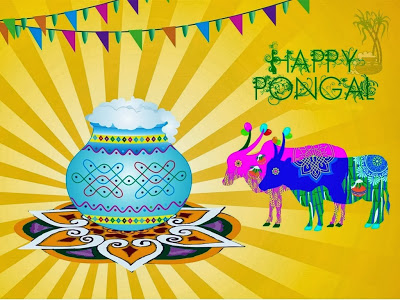 Happy Pongal 2016.HD Wallpapers and Pics.pongal pic.gau!!!!