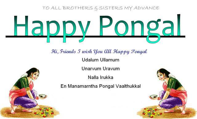 Happy-Pongal-Festival-Pongal SMS & Messages, Pongal Wishes and StatusGreetings