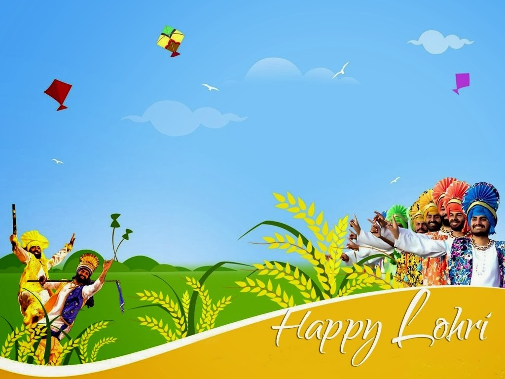 Happy lohri -punjab-wallpapers photos