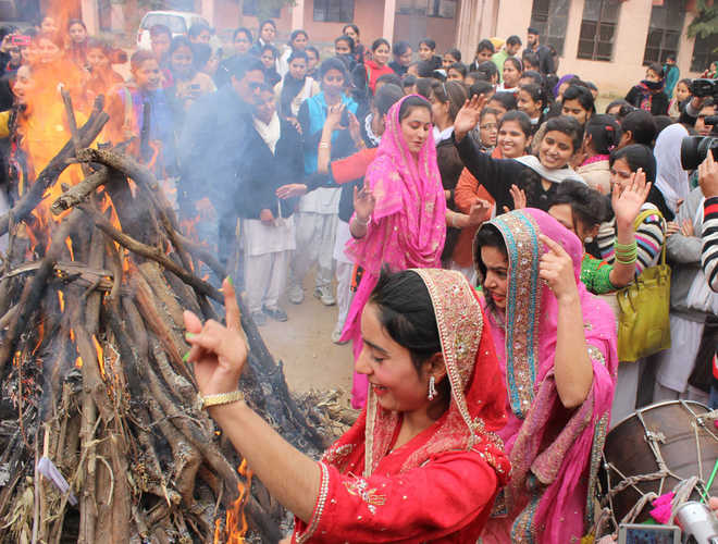 Importance for first Lohri