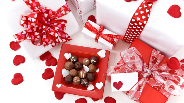 Gifts for Valentine Day