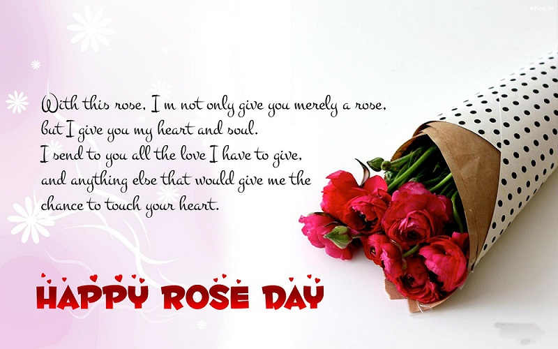 Happy Rose Day SMS Messages Quotes Wishes Greetings