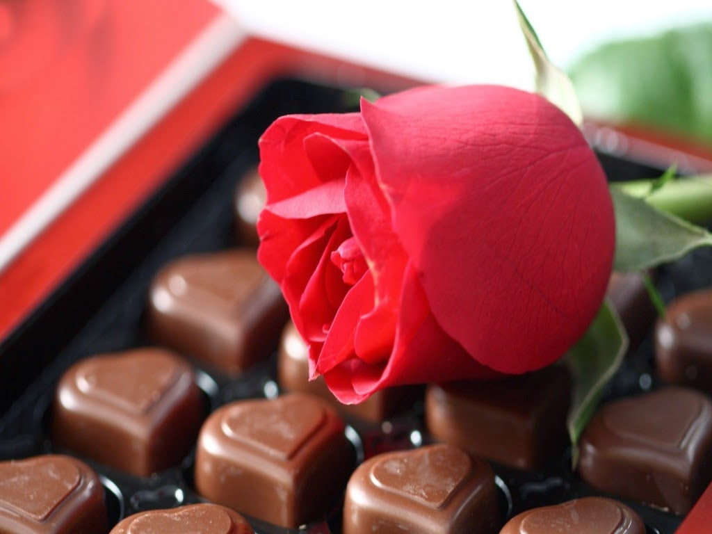 chocolate-and-red-rose-for-valentine-day-wishes-photos