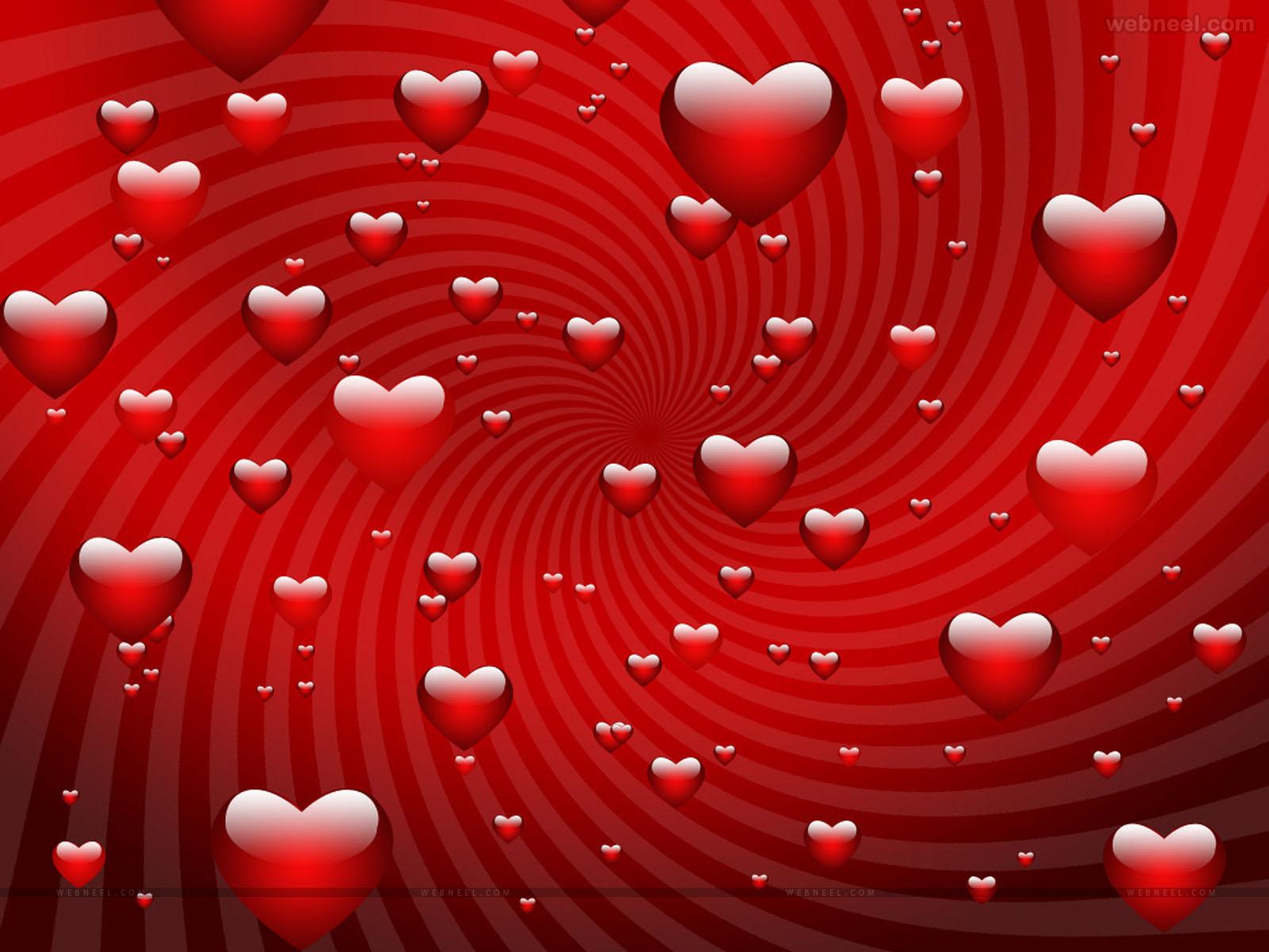 love-bubbles-valentine-wallpaper