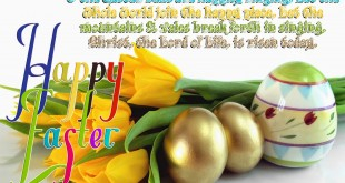 Happy Easter Wallpapers & Greeting Cards | Happy Easter Sunday