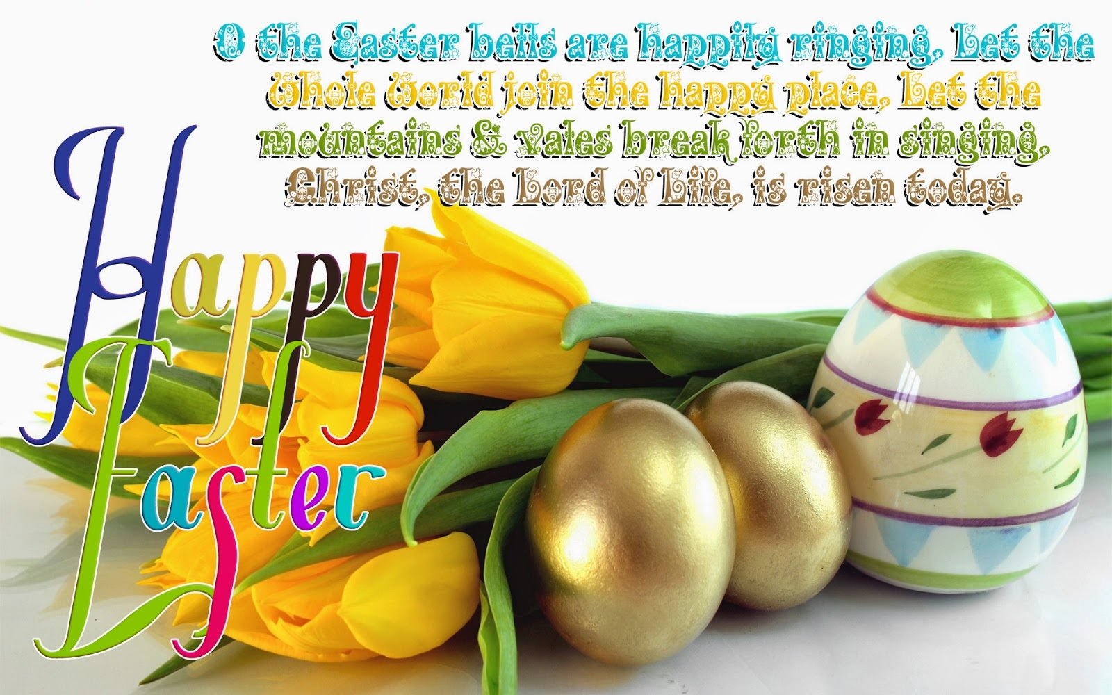 Happy easter wallpapers greeting cards happy easter sunday kristyandbryce Choice Image