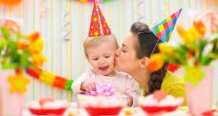 mom-baby-birthday-party-1st Birthday Gift Ideas for Kids