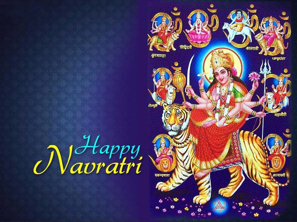 Wallpaper download maa durga - Happ Navratri Maa Durga Hd Images Wallpapers Free