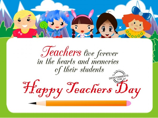Wallpapers for Teachers day 2016