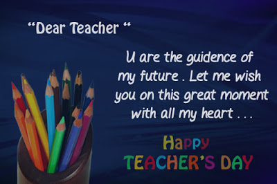 teacher wish quotes-Teachers Day Quotes & Wishes