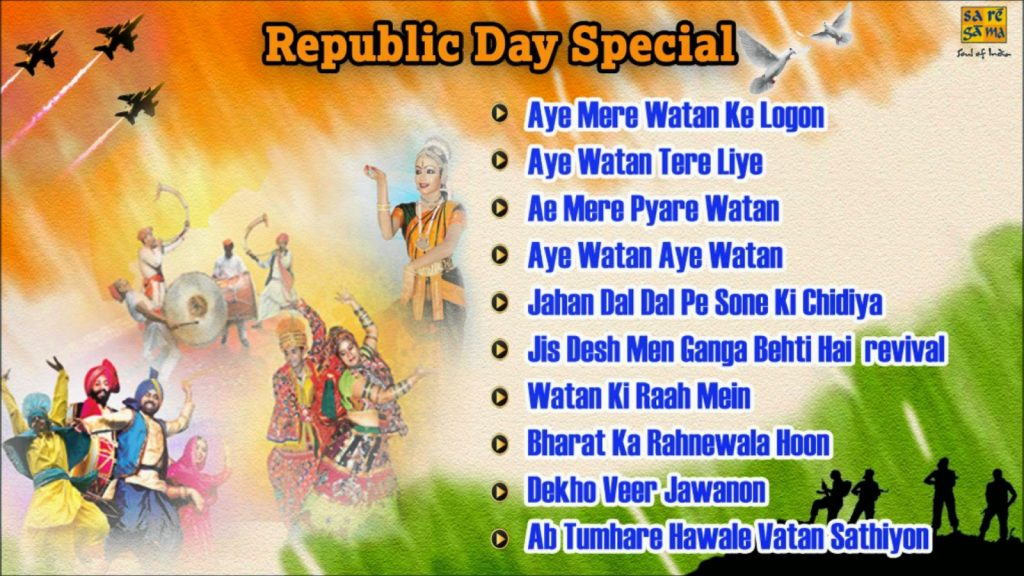 top new age patriotic songs to celebrate republic day  republic day songs