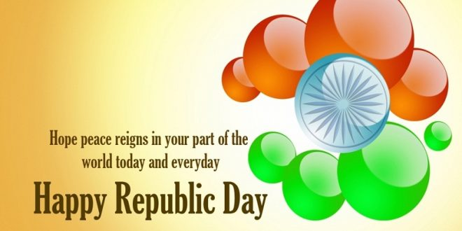 importance of republic day Republic day of india t o mark the importance of this occasion, every year a grand parade is held in the capital, from the rajghat, along the vijaypath.