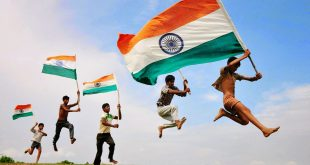 Free Download Top India Flag HD Wallpapers for Republic Day 2017