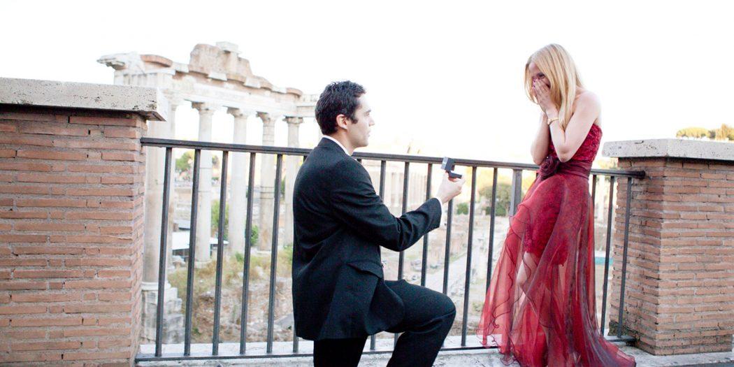Valentine's Day propose lines