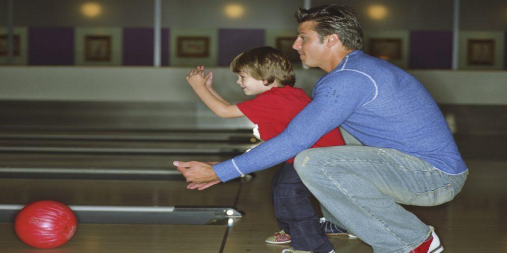 Dad_Son_Bowling