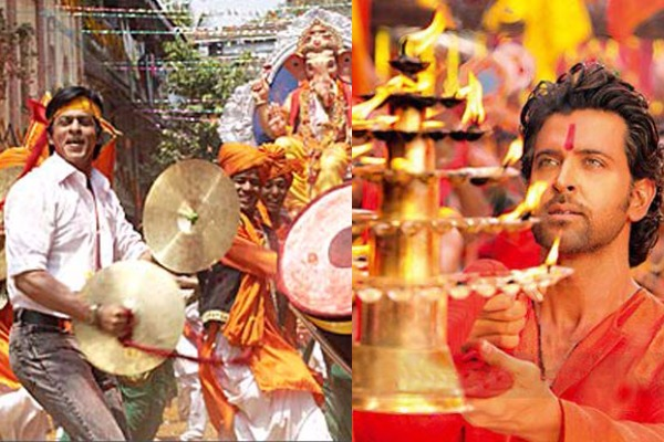 {Top} 10 Popular Bollywood Ganpati Songs that Celebrate Ganesha Festival