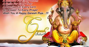 {*Top} 10 Ganesh-Ganpati Status,Quotes for Whatsapp in Marathi, Hindi & English