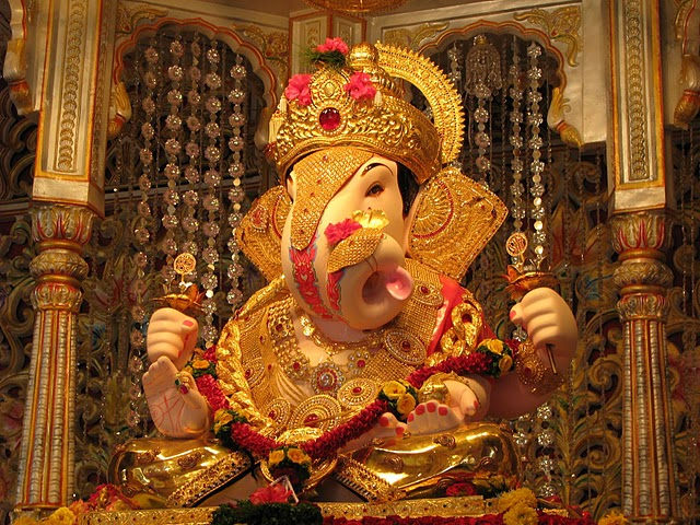 Best collections of ganpati hd images wallpapers pics - Shri ganesh hd photo ...