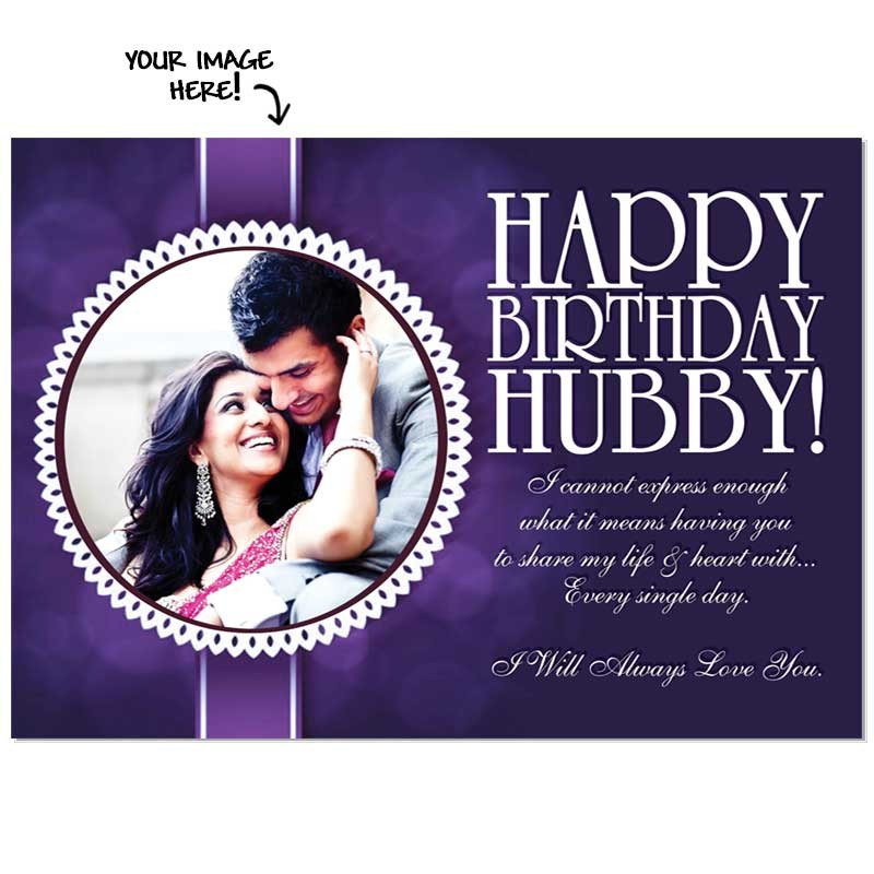 Happy_Birthday_Hubby_Personalized_Poster_Birthday Gifts For Boyfriend_g