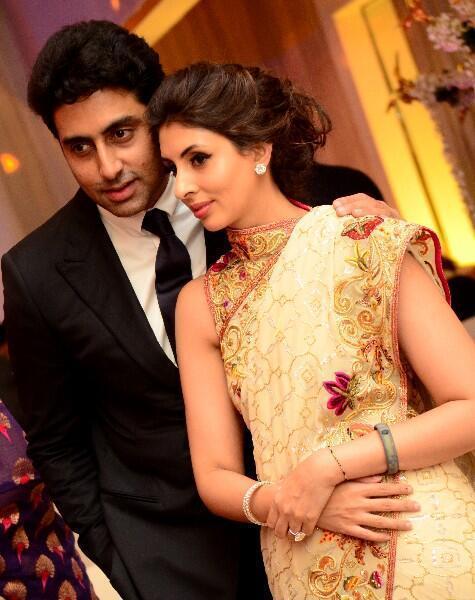 Abhishek-Bachchan-and-Shweta-Bachchan-Raksha Bandhan Special - Bollywood's real life brothers and sistersBachchan -