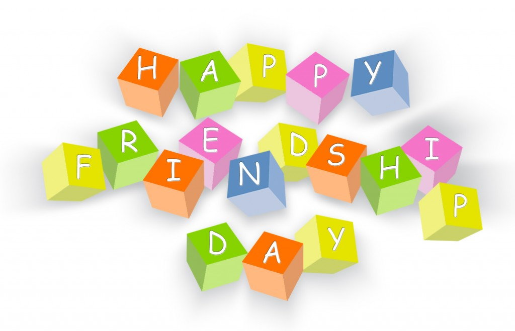 Happy-friendship-day-Wallpapersand text