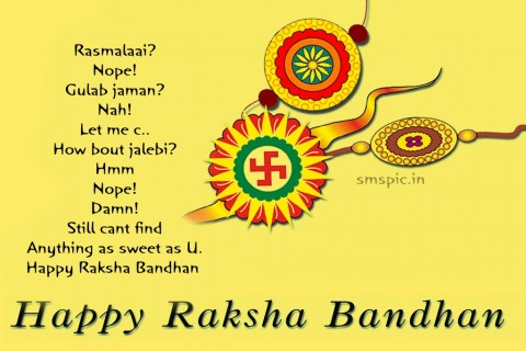 Latest Raksha Bandhan Quotes Wishes Messages for Brother-1