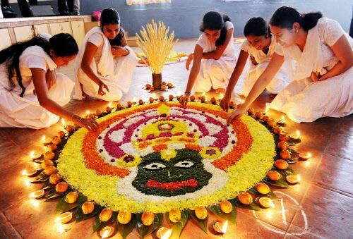 Onam-Festival-Beautiful-Pookalam-Rangoli-Designs-latest