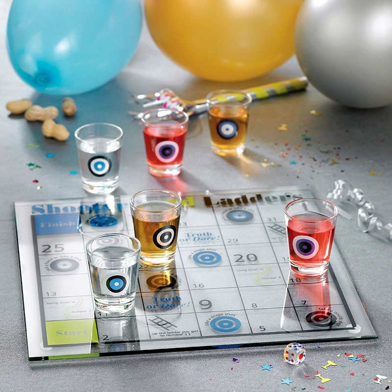 Party games and accessories
