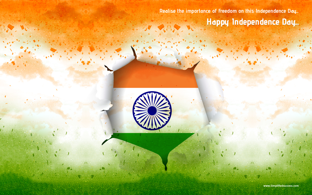Happy Independence Day - 15 August