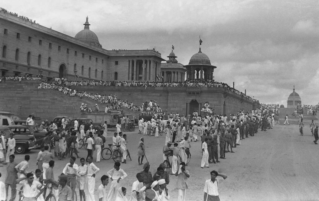 india's First Independence Day Celebrations pics-15-august-1947-indian independence day photos 1947