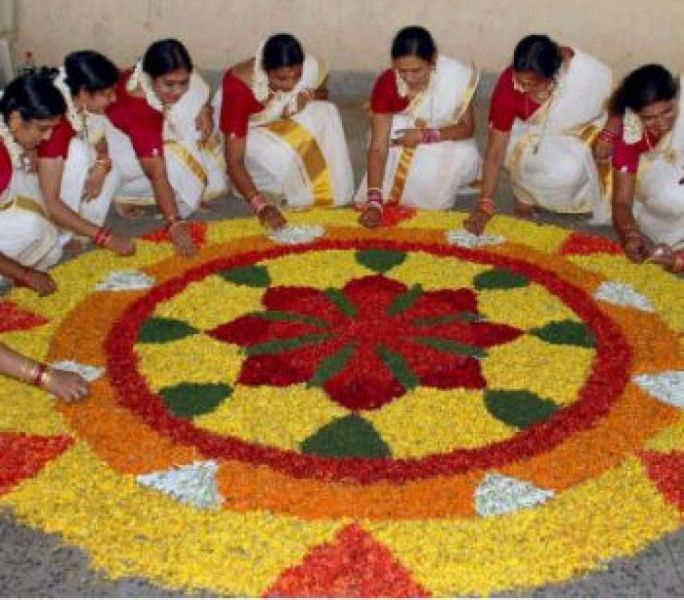 magical-colours-of-onam-Onam-Festival-Beautiful-Pookalam-Rangoli-Designs