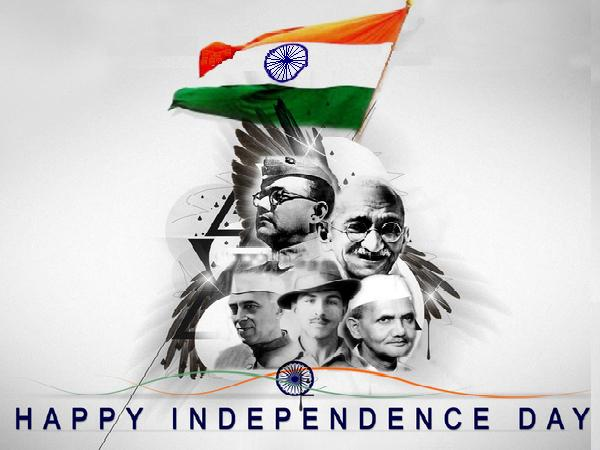 national leader- freedom fighter-Independence Day