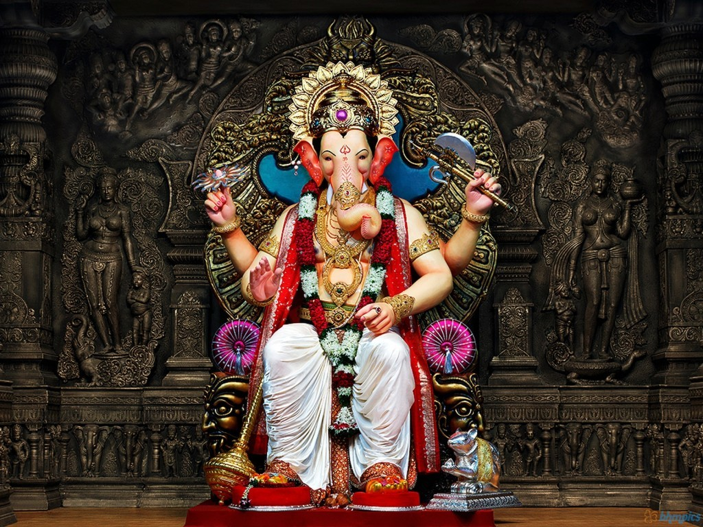 Ganesh-Maharaj-Desktop-HD-Wallpapers-2015-free download