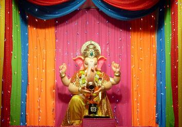Ganpati DECORATIVE RIBBONS AND LACES