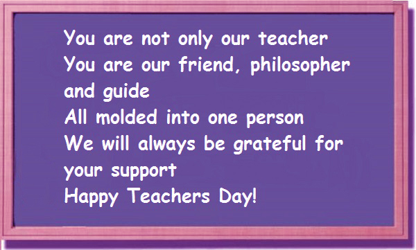 Happy Teachers Day Quotes in English, Hindi, Marathi for Teachers-10