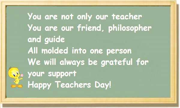 Happy Teachers Day Quotes in English, Hindi and Marathi