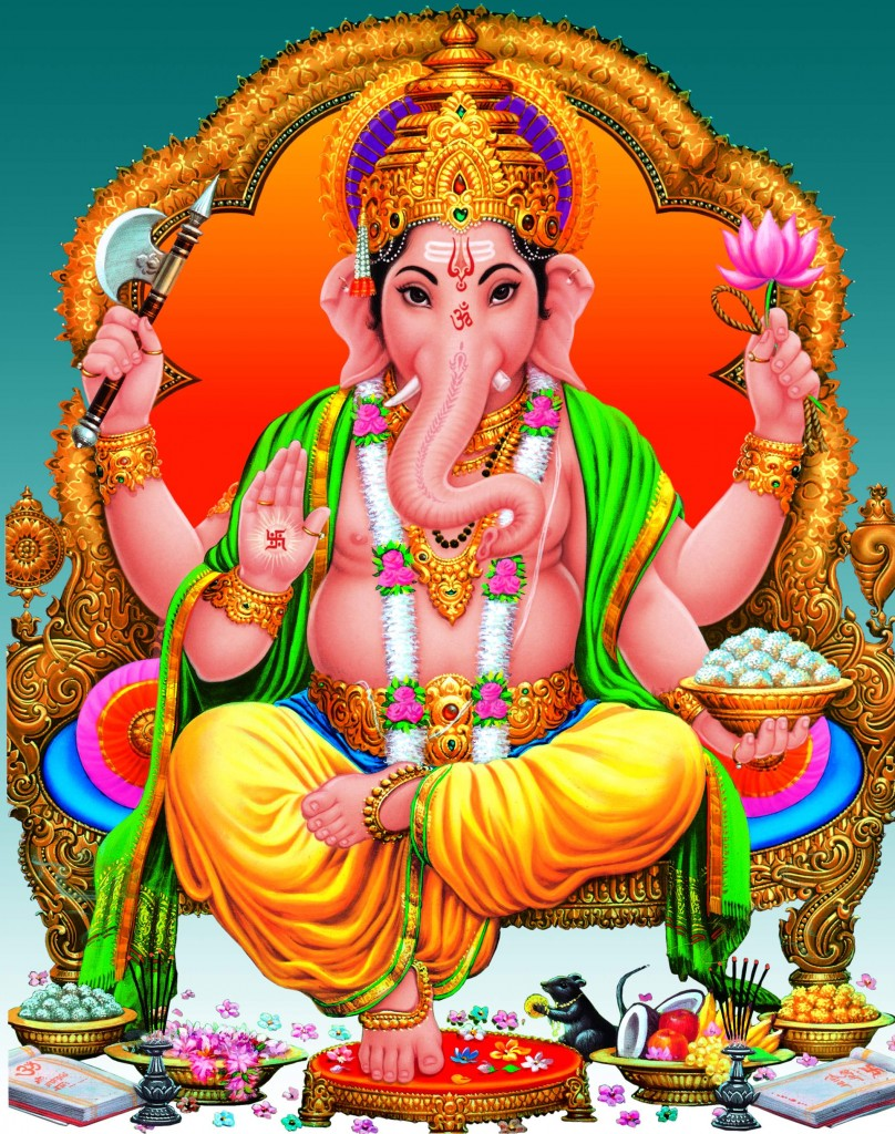 Hindu-God-Ganesha-Nice-Desktop-Hd-Wallpapers-2015