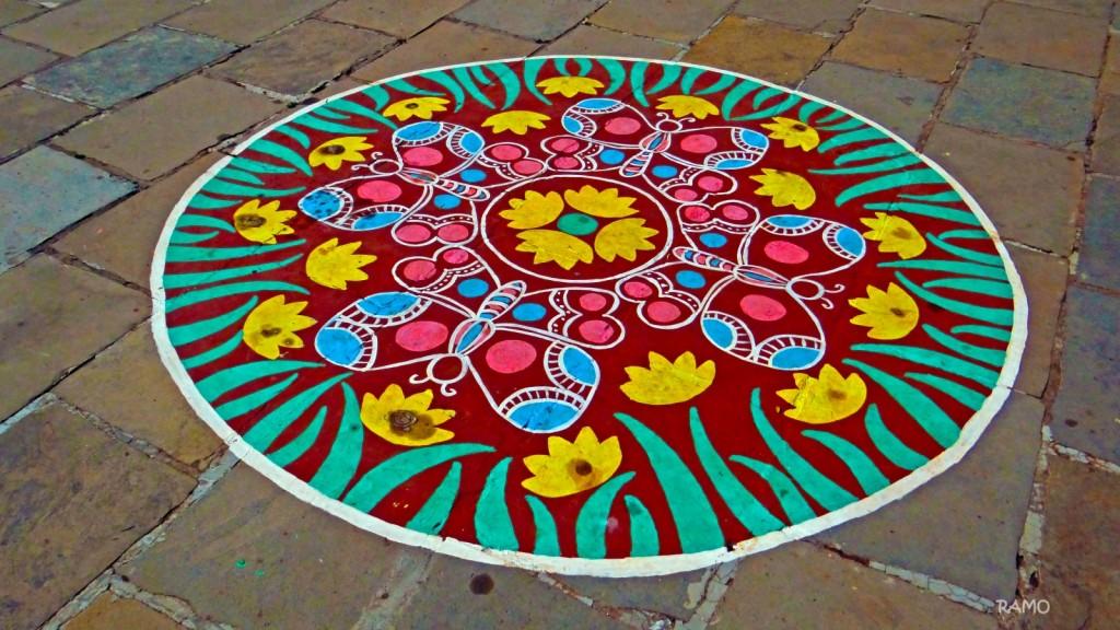 Konkan-best-ganesh-rangoli-design